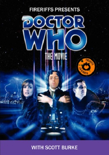Doctor Who Riff poster