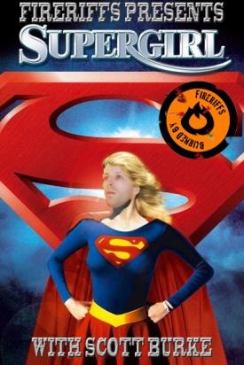 FireRiffs Supergirl Poster